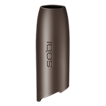 IQOS 3 Farbige Kappe, Dark Bronze, medium