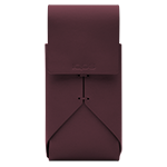 IQOS 2.4 Plus Astuccio in Pelle, Burgundy, medium