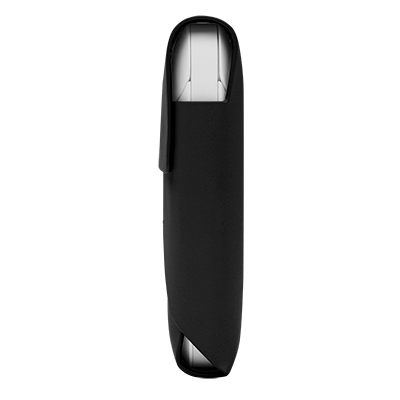 IQOS 2.4 Plus Lederhule, Black, large