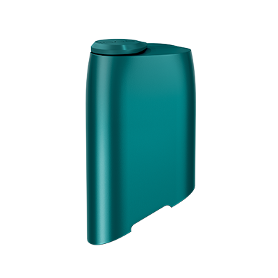 IQOS 3 MULTI Farbige Kappe, Electric Teal, large